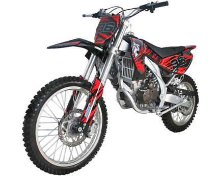 Blackbeard Powersports Roketa Dirt Bikes