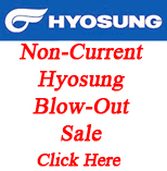 Hyosung Non-Current Promo