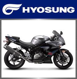 Blackbeard Powersports - Hyosung Motorcycles