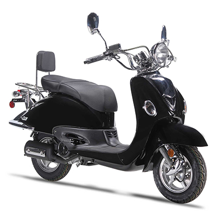 blackbeard powersports wolf brand scooters jet classic ii. Black Bedroom Furniture Sets. Home Design Ideas