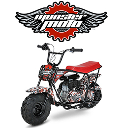 Monster Moto Mini Bikes